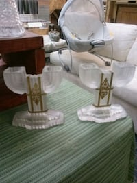 Glass Candlestick Holders Fall River, 02724