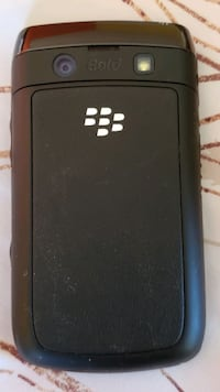 Blackberry Bold Touch smartphone