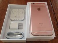 NEW IPHONE 6S ROSE GOLD FACTORY UNLOCKED BRAND NEW Herndon, 20170