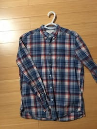 H&M plaid shirt Guelph