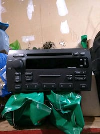 Stock CD Deck from a Cadillac Deville Aurora, L4G