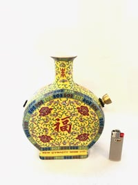 Chinese Wine Bubbler Water Pipe Bong (New) 2346 mi