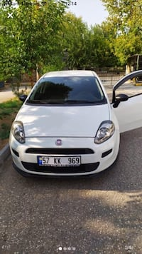 2012 Fiat Punto 5K 1.3 MJET 75HP POP