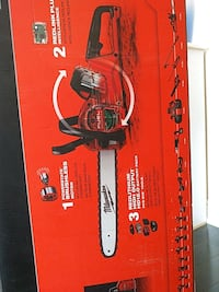 Chainsaw brandnew machine only