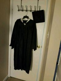 Graduation cap and gown Gaithersburg
