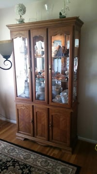$275 or best offer China with storage below oakwood Springfield, 22150