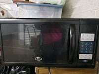 black and gray microwave oven Baltimore, 21215