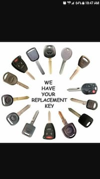 Car Keys and Remotes for less