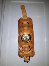 Awesome vintage watch leather etc Chilliwack, V2P 8A8
