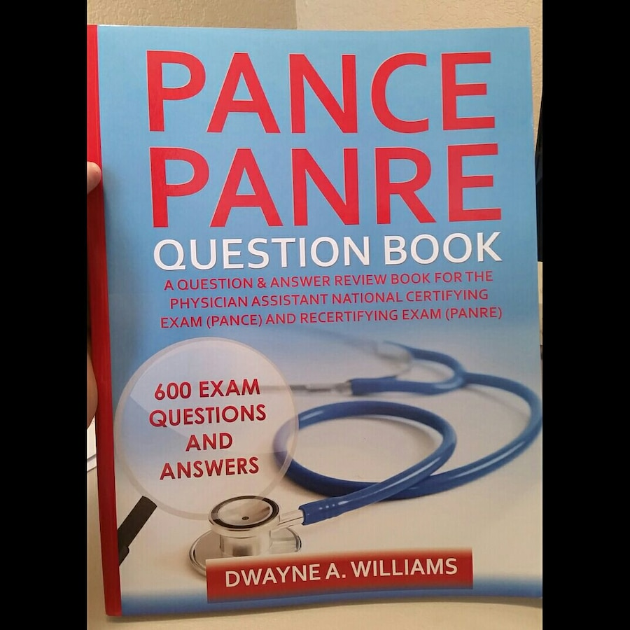 Used pance and panre question answer qa book in las vegas malvernweather Images