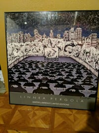Limited signed poster linnea  pergola Milwaukee, 53207