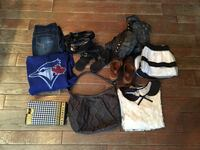 assorted-color-and-print clothes lot 540 km