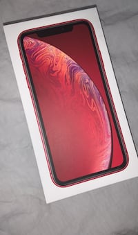 IPhone XR Red 64GB Brampton, L6R 3P4