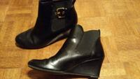 Wedge boots Sz 9 Newmarket, L3Y 6G7