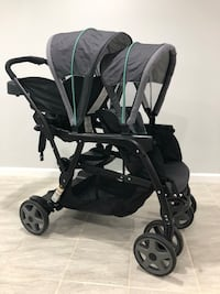 Graco Ready2Grow Double Stroller Washington, 20018