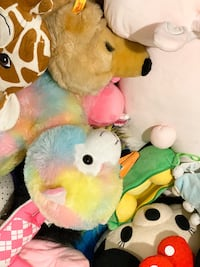 Stuffies! Includes and x large tsum tsum!