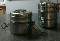 Stainless steel lunch boxes 2395 mi