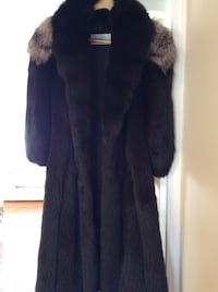 Full length Fox Coat
