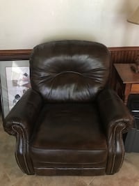 2 identical leather recliners. Bought recently. Great condition. $100 each.  Arlington, 76017