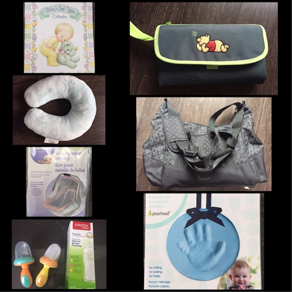 All BN Baby items (Lot)
