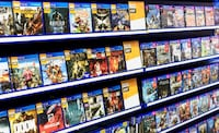 ps4 games disc Toronto