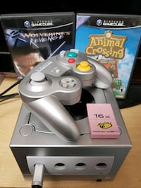 NITENDO GAMECUBE LIMITED EDITION MINT