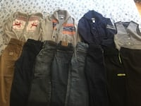 Size 6/7 boys fall clothes Woodbridge, 22192