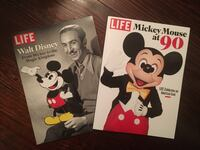 Mickey at 90 LIFE magazine Disney New York, 10307