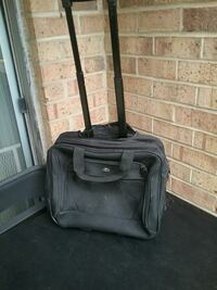 black leather 2-way bag Gaithersburg, 20886