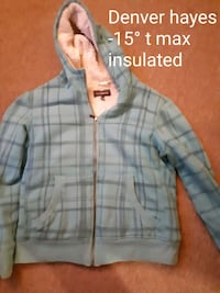 Denver Hayes insulated coat Simcoe