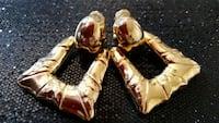 Door knockers earing. .gold colour  Oshawa, L1K 0B9