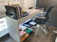 IKEA Micke desk and Langfjall swivel chair Arlington, 22209