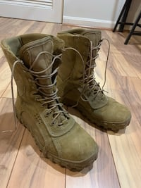 Rocky S2V boots, Coyote Brown (OCP) Chantilly, 20151