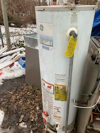 white and black water heater Detroit, 48224