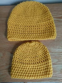 Handmade Crochet Mommy and Me Beanies Wilmington, 19802