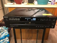 Black and gray sony dvd player Crofton, 21114