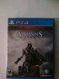 Assassin's Creed Brotherhood Sony PS4 game case Copperas Cove, 76522