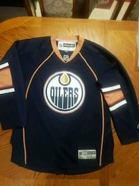 OILERS Jersey Spruce Grove, T7X 3A8