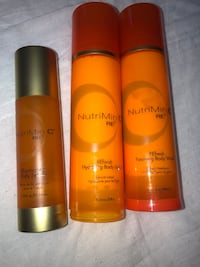 NutriMin C Body Lotion, Wash & Serum! Whitby