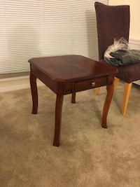 Moving sale - end tables (set of two) Silver Spring