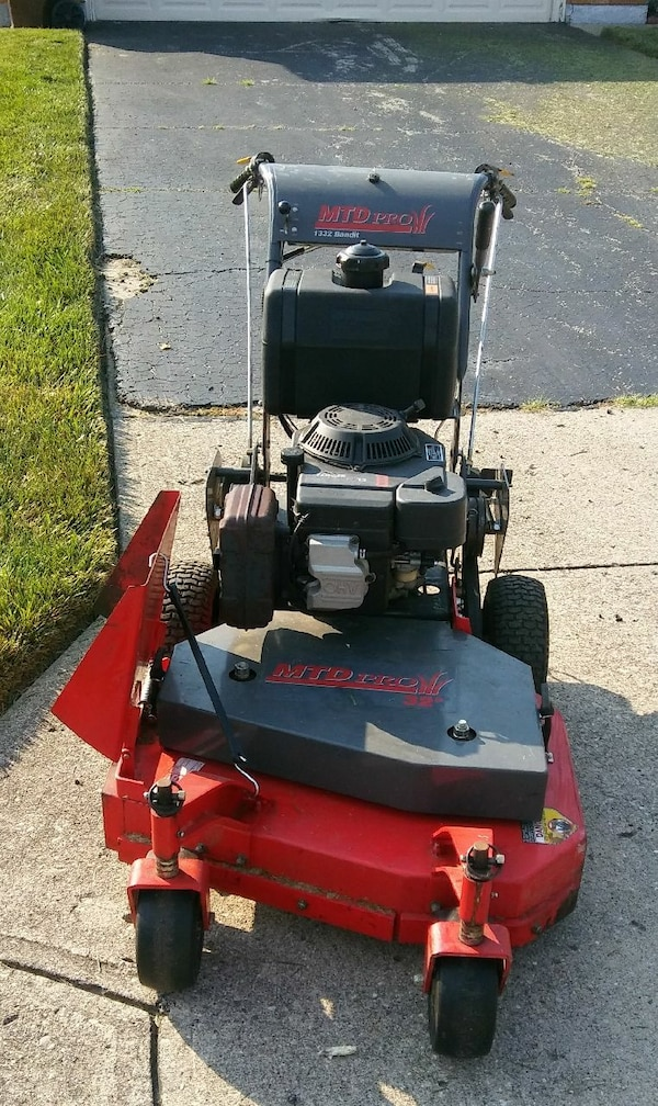 Used 32 Inch Mtd Commercial Lawn Mower For Sale In Dayton