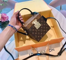 LV BOX BAG