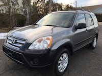 2005 Honda CR-V EX 4WD 4AT Norwalk