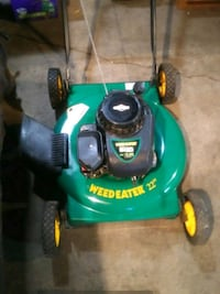 Mower and extras Moline, 61265
