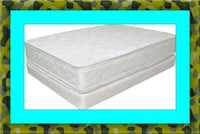 King double pillowtop mattress splitbox free deliv Alexandria, 22305