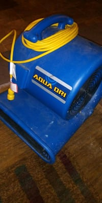 "Aqua Dri Air Mover - 1/2 HP - 5.0 AMP - 9.5"" Fan   San Francisco, 94124"