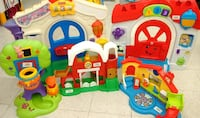 (42С) Vtech/Fisher Price toys Toronto
