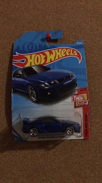 blue Hot Wheels car die-cast model pack Richmond Hill, L4E 5E9