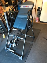 IRONMAN Gravity 5800 inversion gym workout table - Like New
