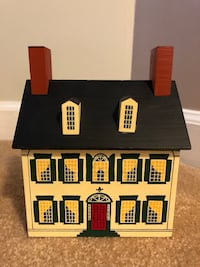 Hand Painted wooden banks Fairfax, 22033